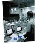 Gerry Griffin NASA Flight Director for Apollo 12,13, 15 & 17 genuine hand signed 10 by 8 photograph